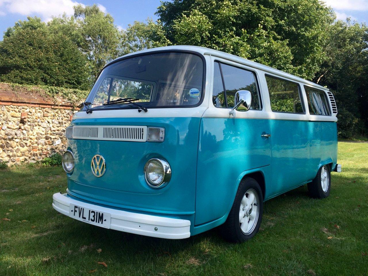 Volkswagen T2 Bay Window Camper | Bure Valley Classics