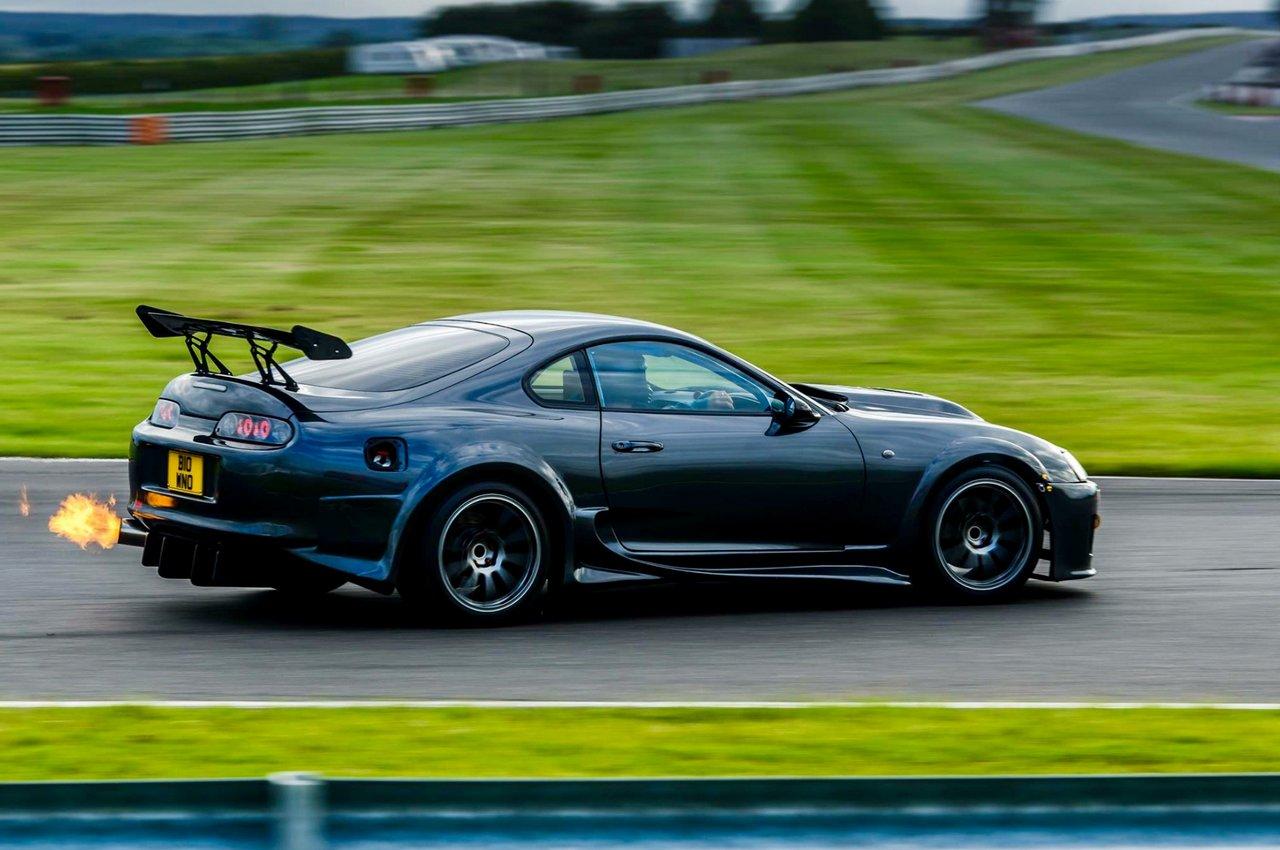 Toyota Supra V8 Track Car
